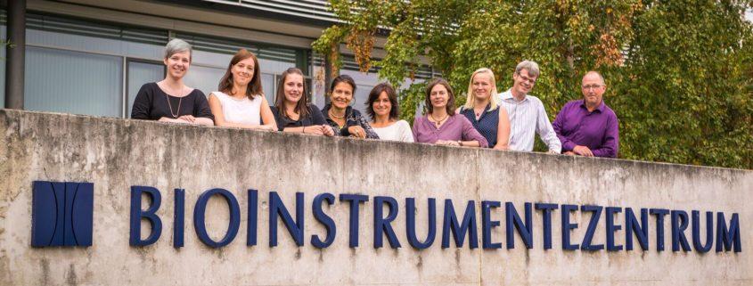 Andrea Henkel und das oncgnostics-Team