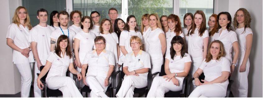 Medirex team in Bratislava