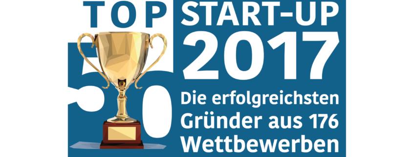 Top 50 Startups