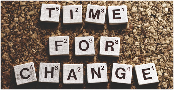 Time to Change - Gute Vorsaetze fur 2019