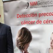 Dr. Alfred Hansel in Spanien