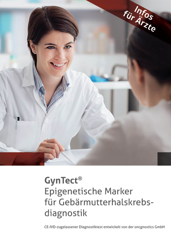 GynTect - Epigenetische Marker für Gebärmutterhalskrebs