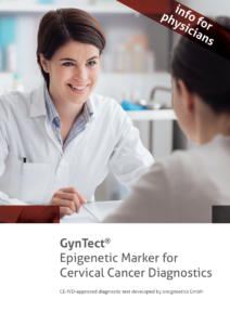 GynTect - Epigenetic Marker for Cervical Cancer Diagnostics