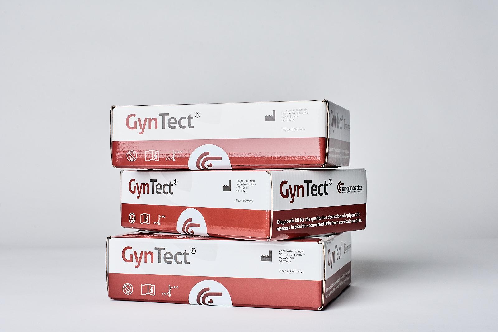 GynTect Gebärmutterhalskrebs Krebstest