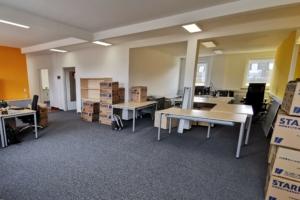 Neue Büroräume von oncgnostics