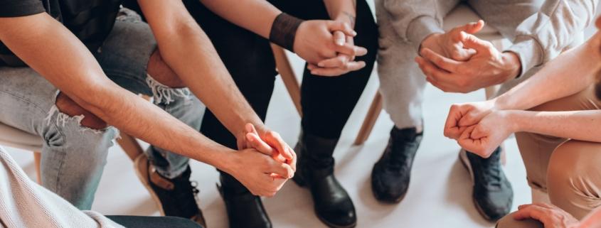 Austausch in schweren Zeiten: Krebs-Selbsthilfegruppen